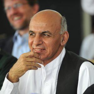 Ashraf Ghani - obecny prezydent Afganistanu