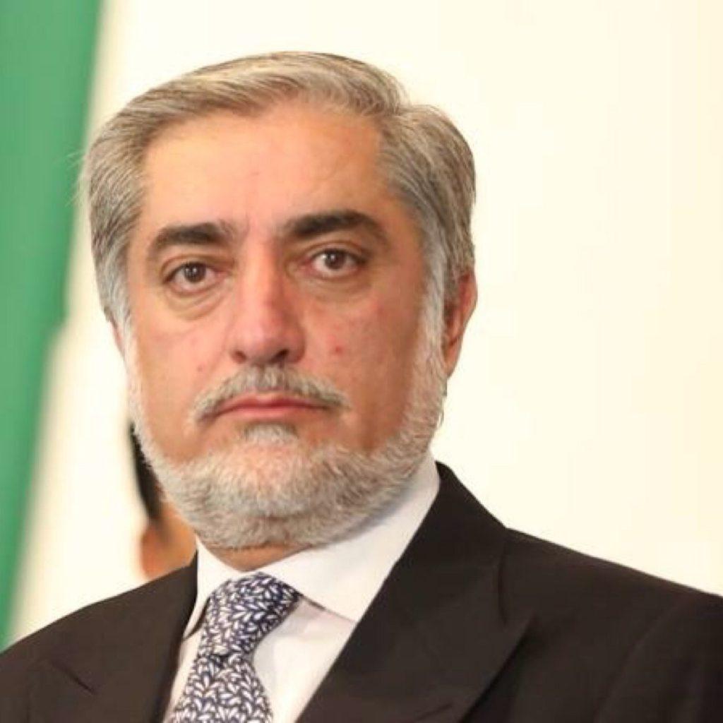 Abdullah Abdullah, aktualny CEO Afganistanu