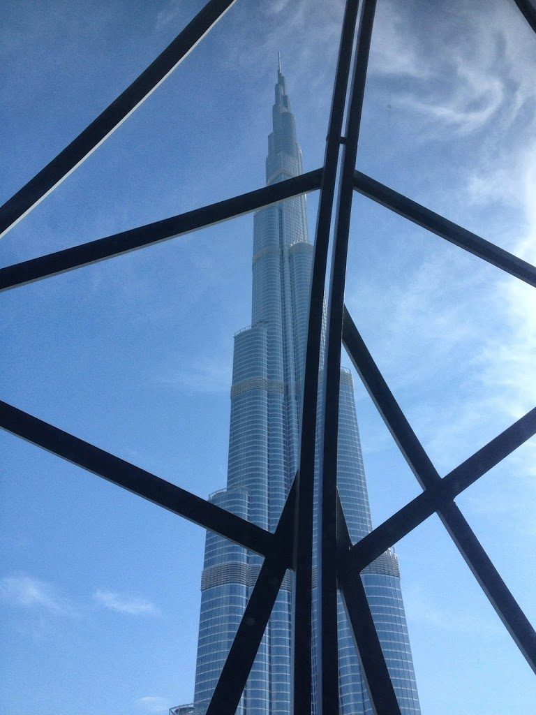 Burj Khalifa czyli najwyższy budynek świata