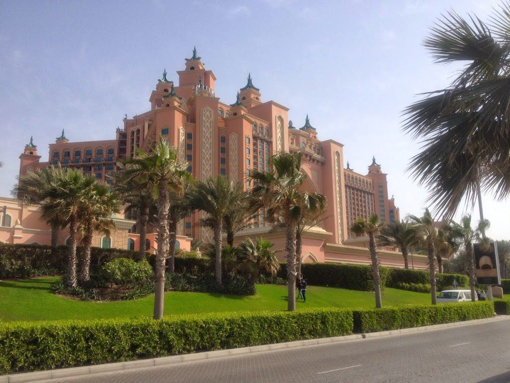 Hotel Atlantis w Dubaju