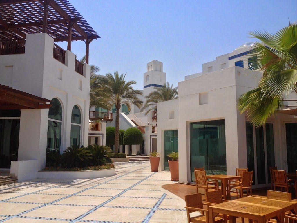 Hotel Hyatt w Dubaju