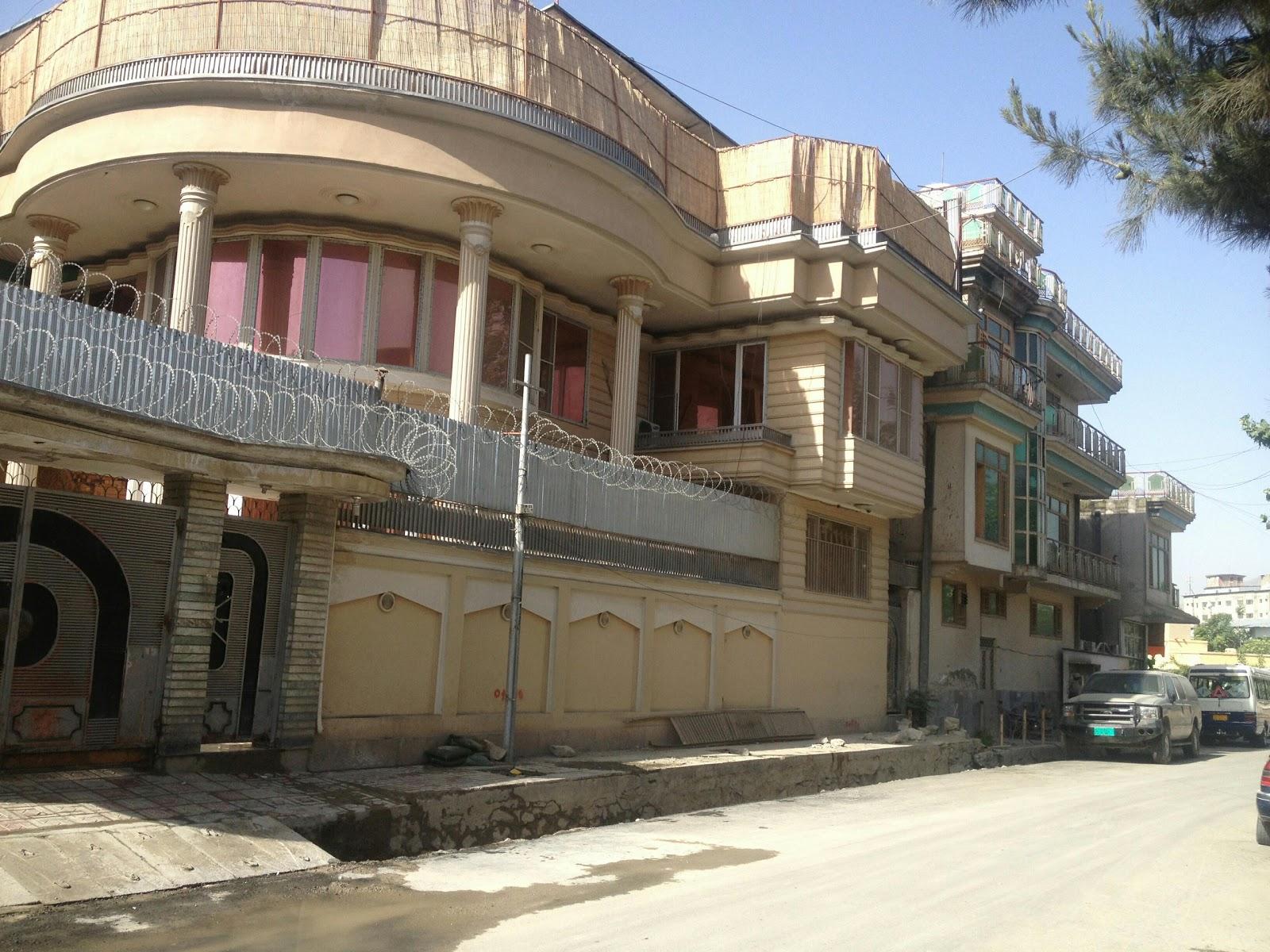 Architektura pakistańska szerzy się jak zaraza
