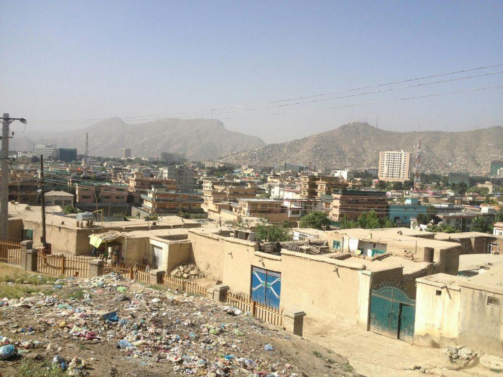 Kabul nie posiada sprawnej infrastruktury dostarczającej media