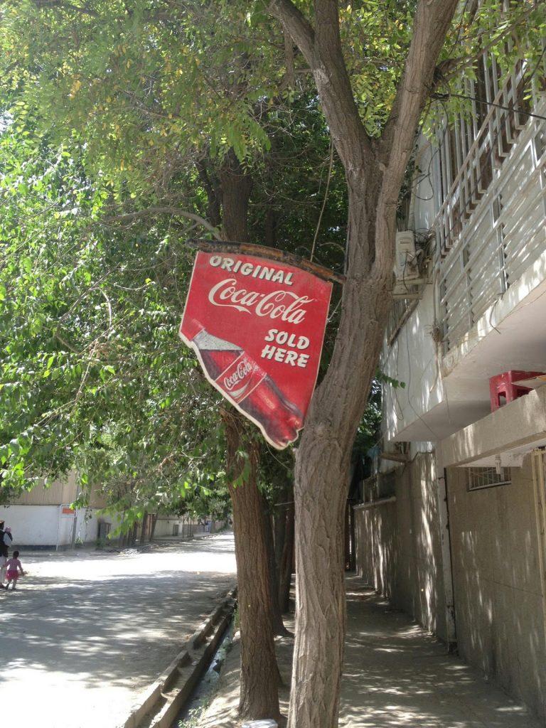 Coca Cola dociera w każdy zakątek globu