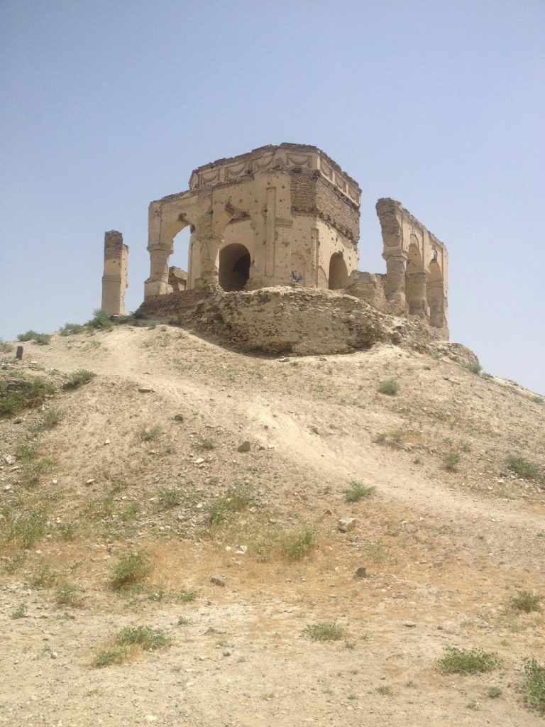 Grobowiec Sułtana Mohammeda Telai