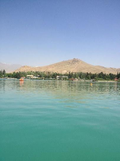 Jezioro Qargha w pobliżu Kabulu