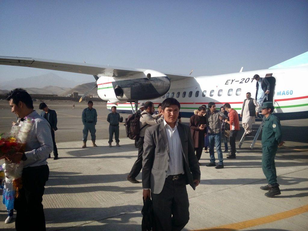 Samolot lokalnych linii lotniczych