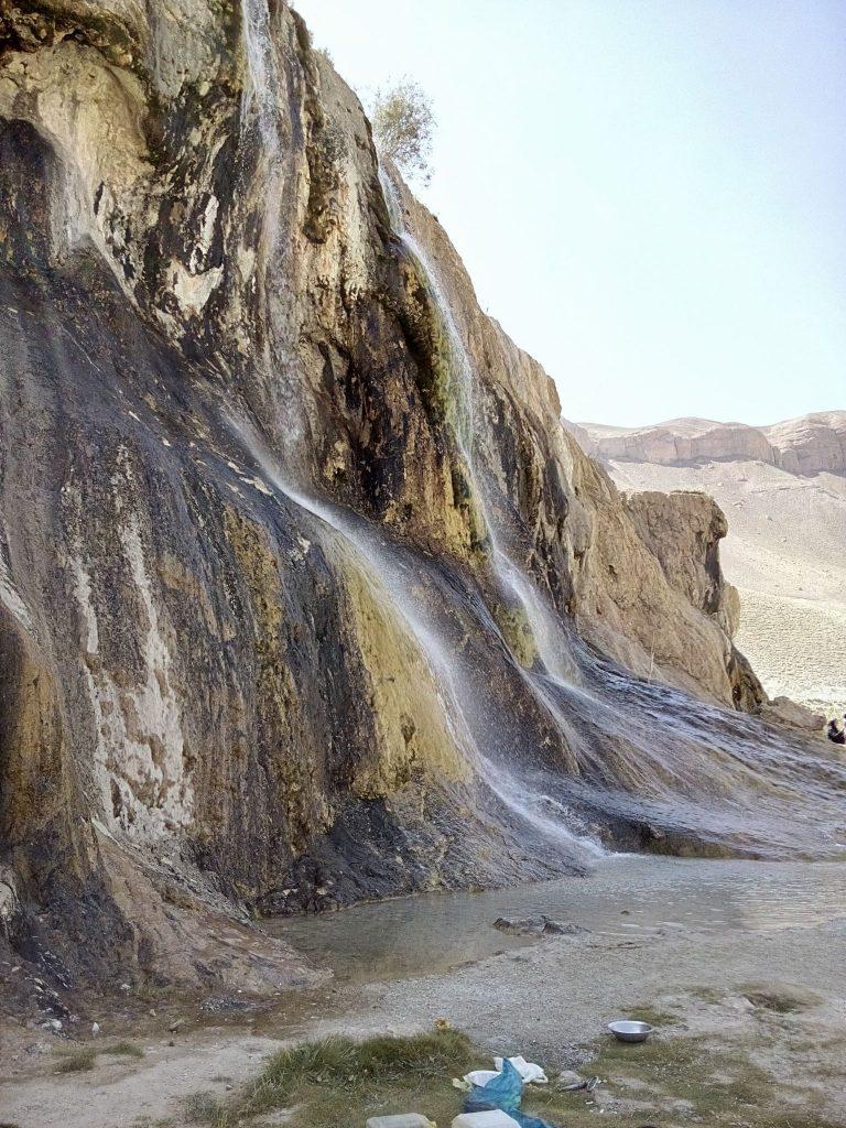 Band-e-Amir wodospad