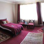 Pokój w hotelu Silk Road w Bamyan w Afganistanie