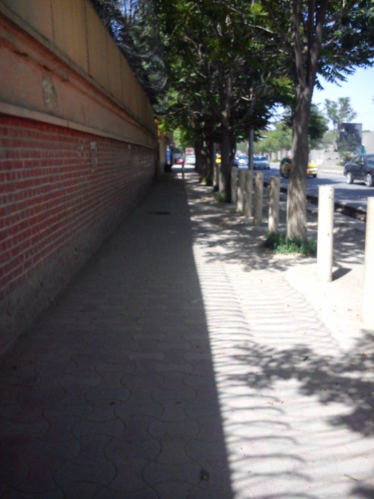 Ulice w Kabulu nie różnią się za bardzo od siebie