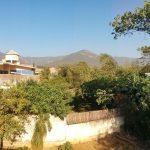 Widok na góry otaczające Islamabad