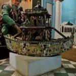 Fragment wystawy w muzeum dziedzictwa w Islamabadzie