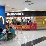 McDonald's w centrum handlowym Centaurus