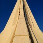 Minaret Meczetu Faisal w Islamabadzie