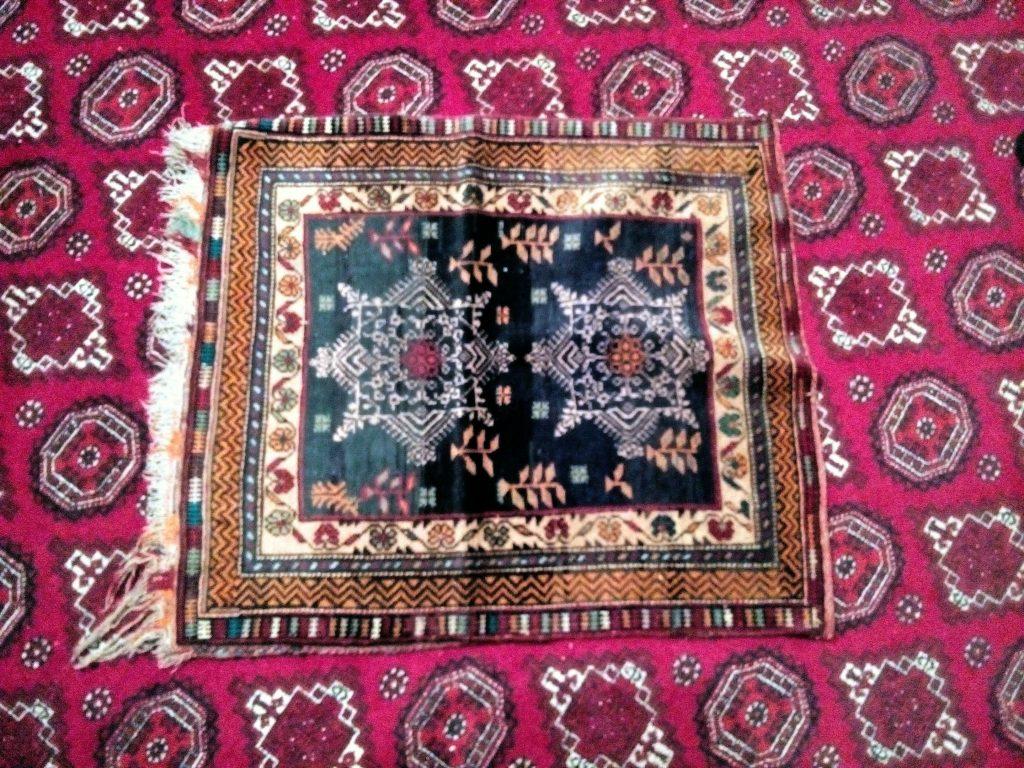 Tradycyjny dywan Afgański