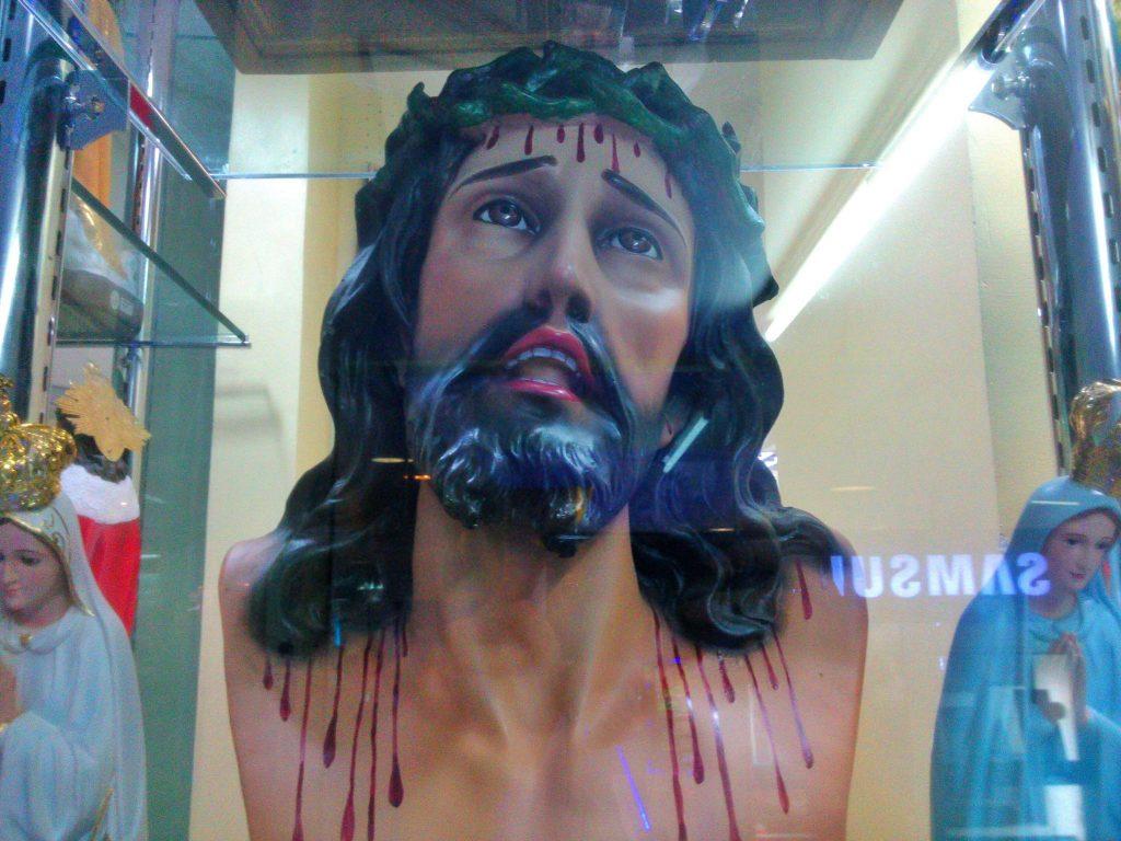 Kicz religijny jest na Filipinach wszechobecny