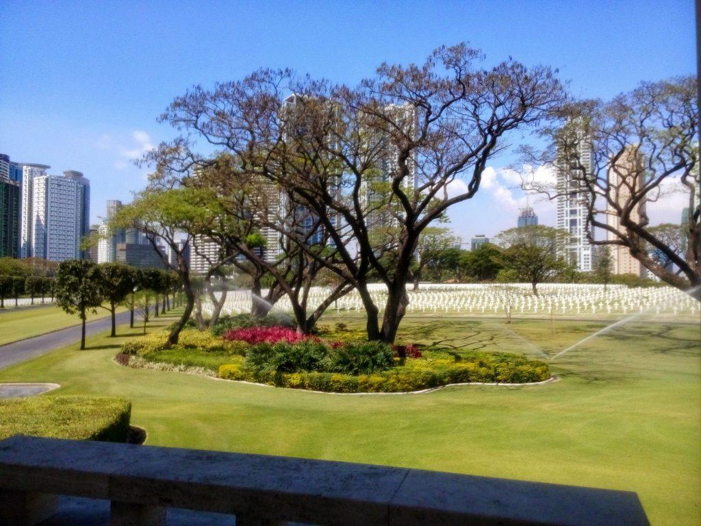 Cmentarz Amerykański w Manili