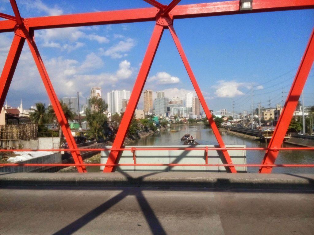 Widok na Manilę. Manila, Filipiny