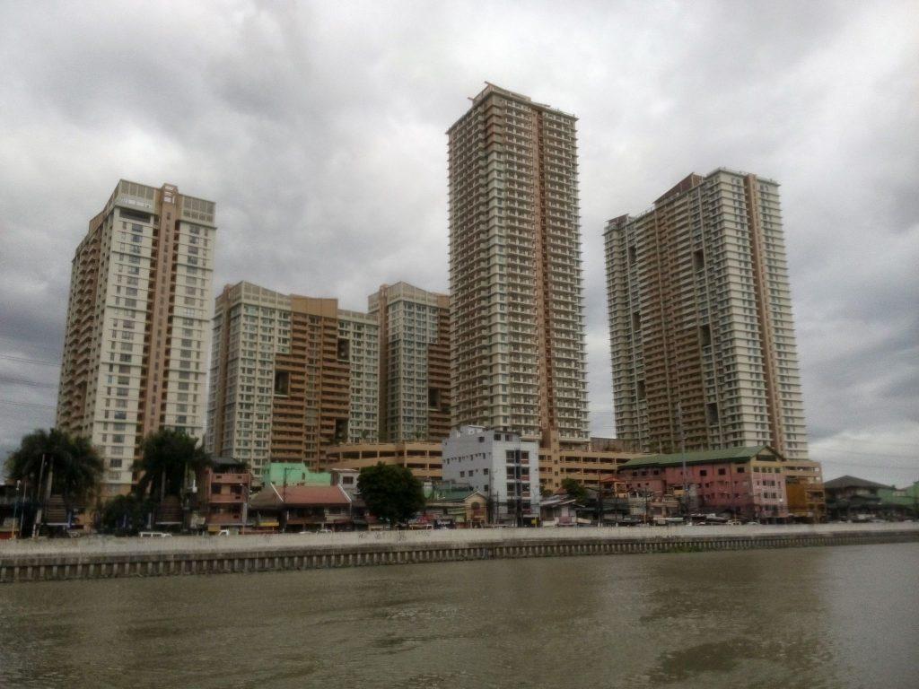 Tivoli Gardens w Mandaluyong. Manila, Filipiny