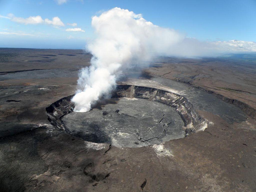 Wulkan Halemaʻumaʻu na Hawajach