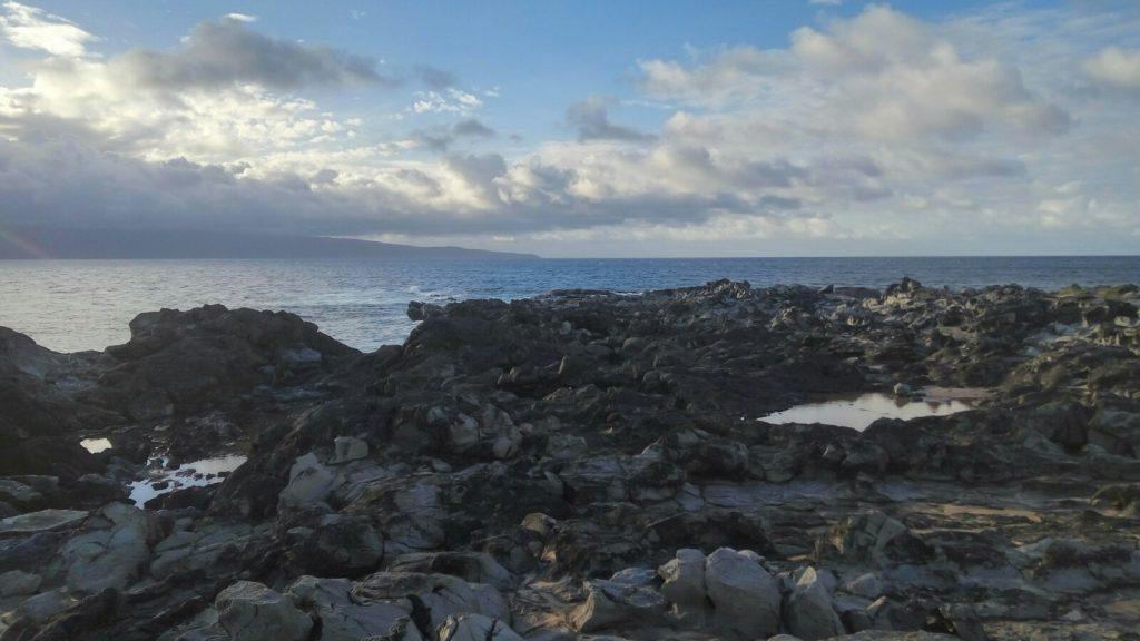 Skaliste wybrzeża Maui, Hawaje