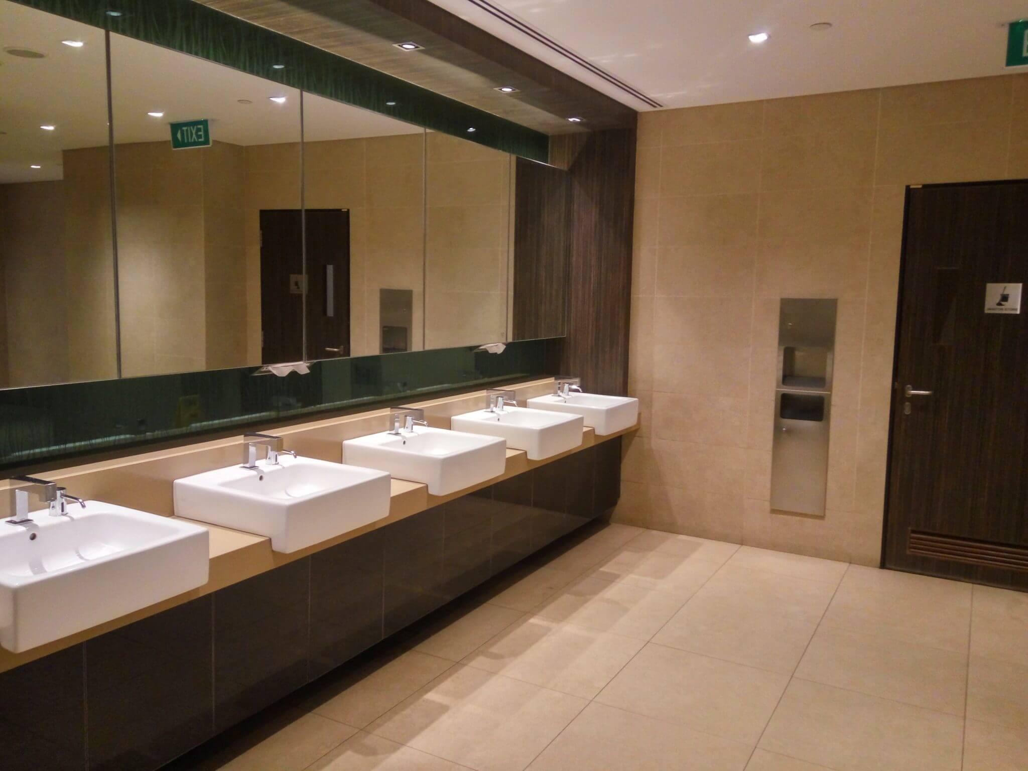 Toaleta w Singapurze