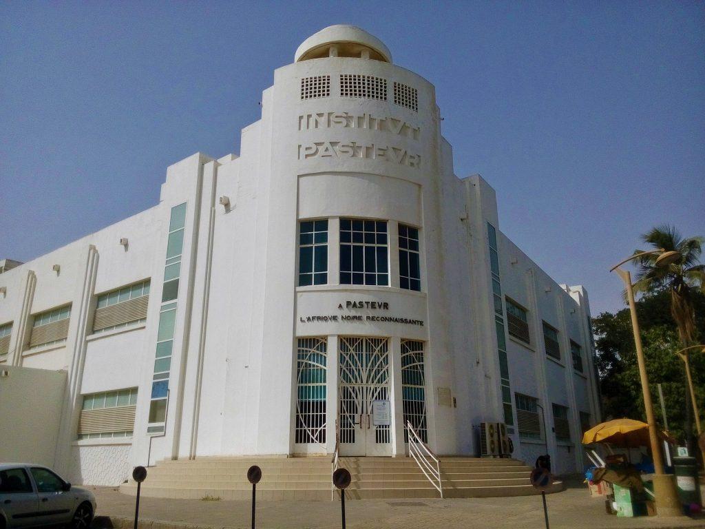 Instytut Pasteura w Dakarze - stolica Senegalu może poszczycić się piękną modernistyczną architekturą
