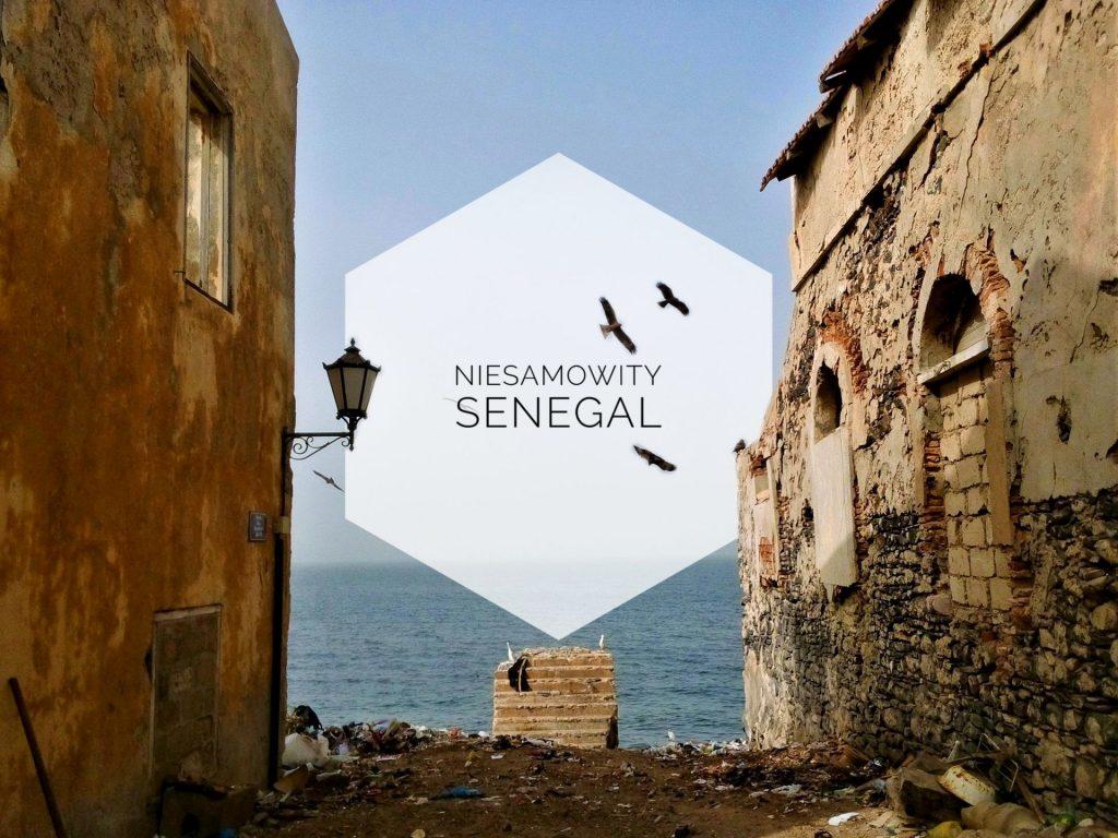Ulica kończąca się przepaścią na wyspie Goree w Senegalu-okładka postu