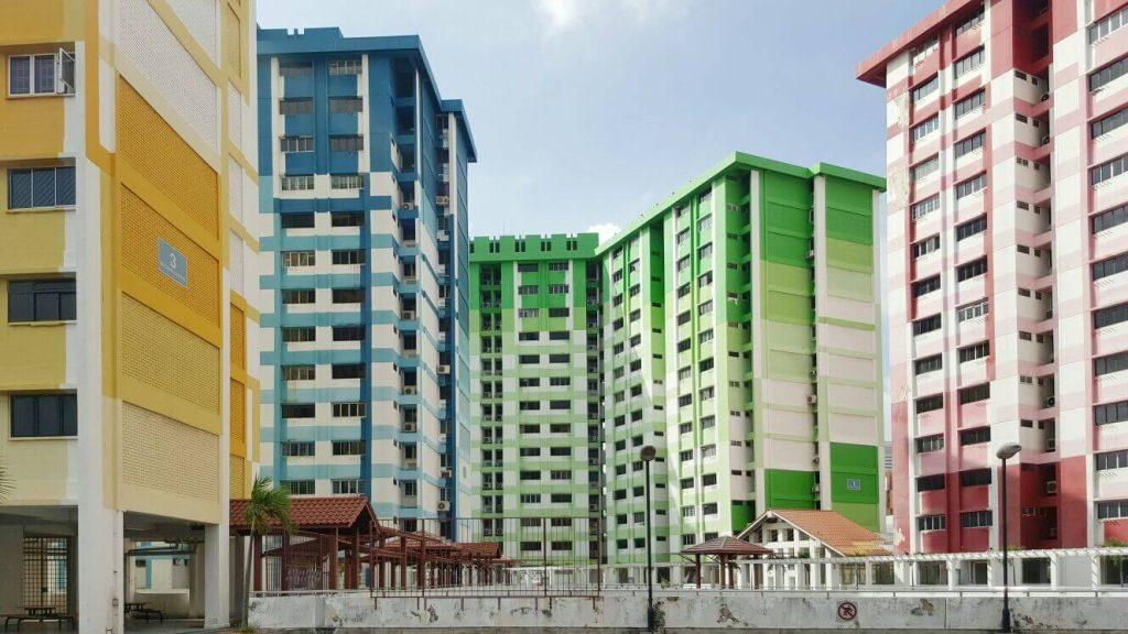 Bloki w samym centrum Singapuru przeznaczone do wyburzenia