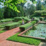Mały ogród w stylu angielskim - na pewno bardziej imponujące znajdziecie w europie