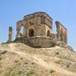 Grobowiec Sułtana Mohammada Khana na wzgórzu Tapa Maranjan w Kabulu