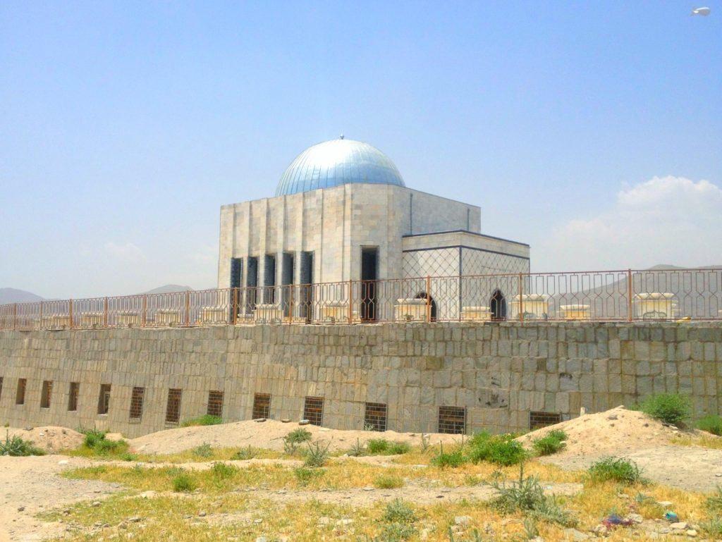 Mauzoleum Króla Mohammada Nadir Szaha