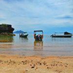 Park narodowy warto odwiedzić dla pięknych formacji skalnych dookoła wybrzeża