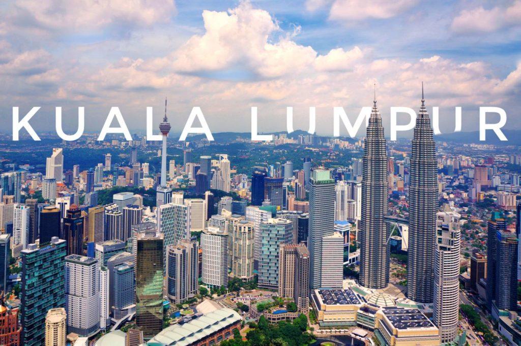 Stolica Malezji Kuala Lumpur to miejsce pełne kontrastów