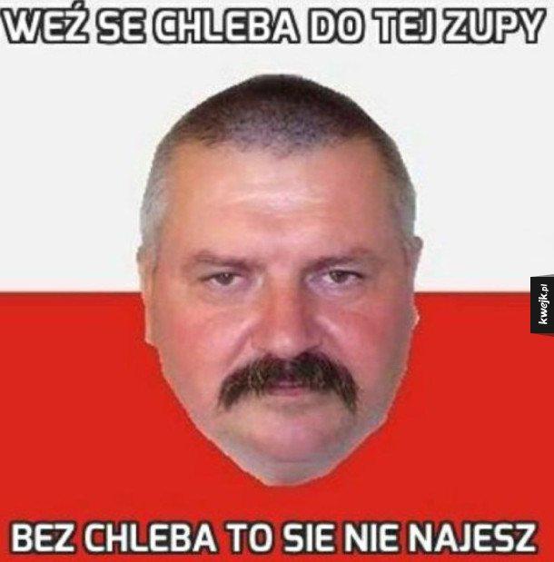 Najstarszy rodzaj memu z Typowym Januszem