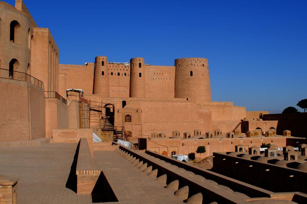 Cytadela Alexandra w Heracie w Afganistanie