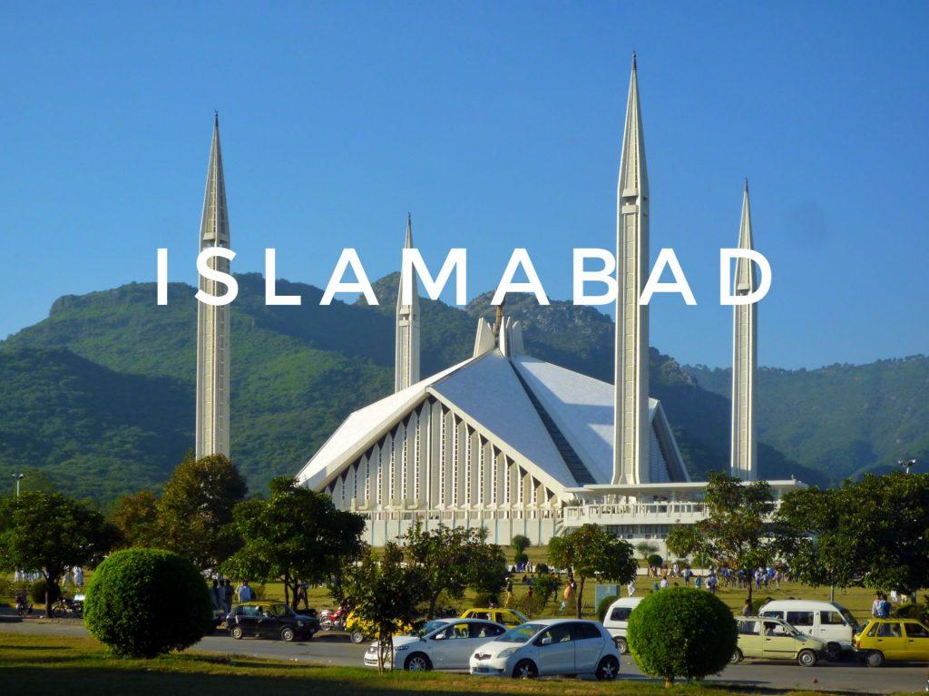 Meczet Fajsala w Islamabadzie okładka postu