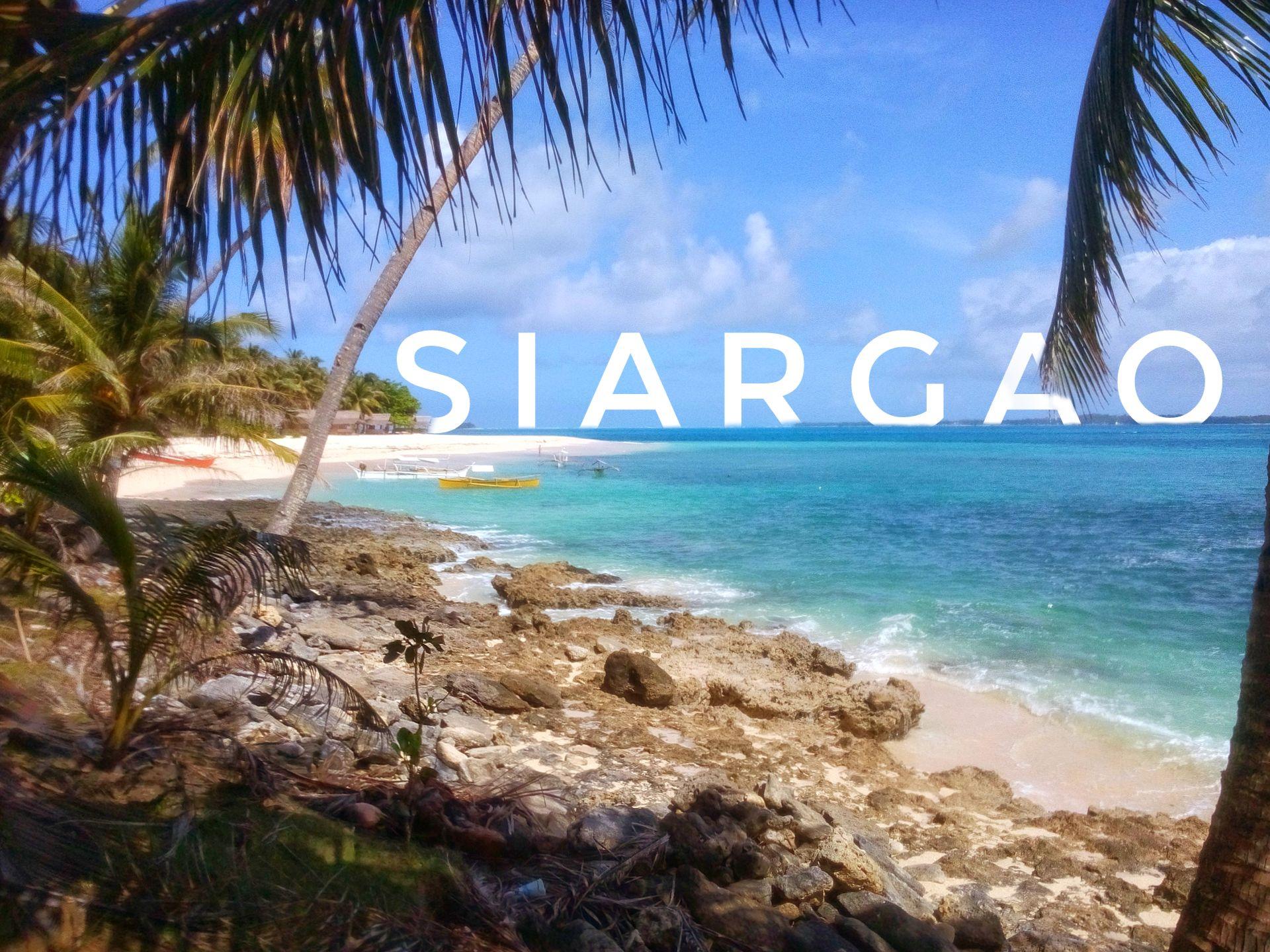 Siargao wyspa pełna słońca i fal - okładka postu