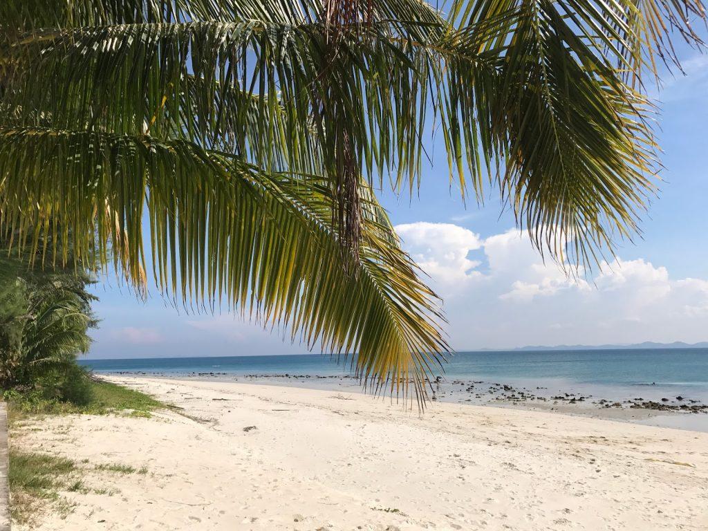 To jest właśnie to co odpowiada wyborażeniom tropikalnej rajskiej wyspy - Pulau Babi Besar