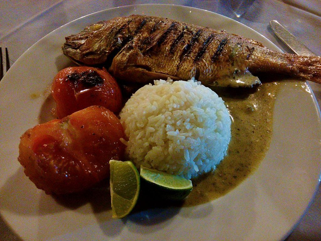 Dość tradycyjne podejście do jedzenie - ryż i owoce morza to główne źródło jedzenie w Senegalu