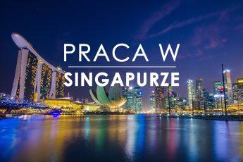Jak się pracuje w Singapurze - okładka postu