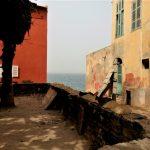 Kolejny piekny zakątek na wyspie Goree - wyspa która gdyby nie naznaczona straszną historią mogłaby przyciągać setki turystów swoją magiczną atmosferą