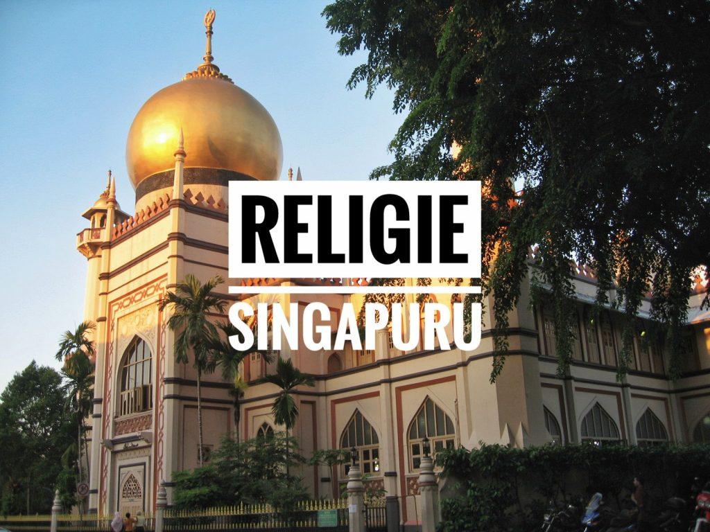 Religie Singapuru - czy da się żyć w harmonii - okładka postu