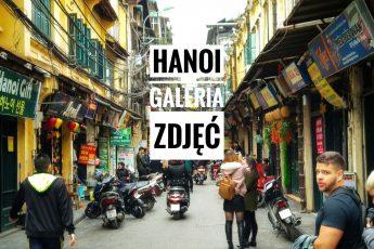 Galeria Zdjęć z Hanoi - okładka postu