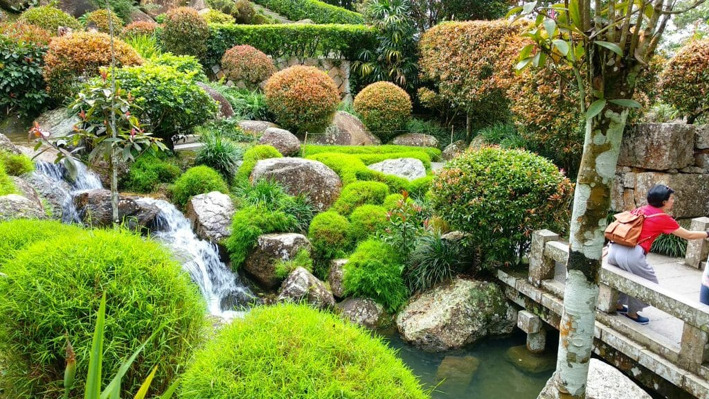 Japońska wioska w Genting Highlands