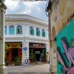 Jedno z nielicznych miast w azji gdzie można błądź wśród wąskich uliczek i zawsze znaleźć coś ciekawego