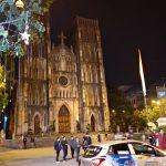 Katedra w Hanoi zbudowana przez Francuzów m- stolica Wietnamu