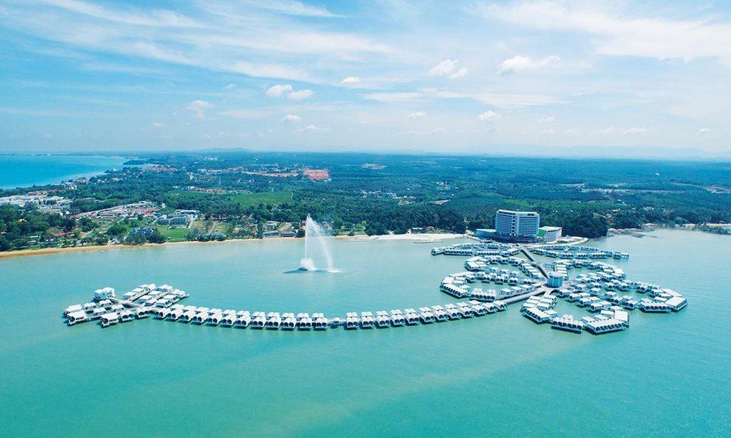 Lexis Hibiscus jedyna atrakcja Port Dickson w Malezji