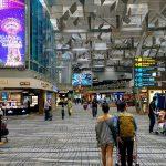 Lotnisko Changi w Singapurze- najlepsze lotnisko na świecie
