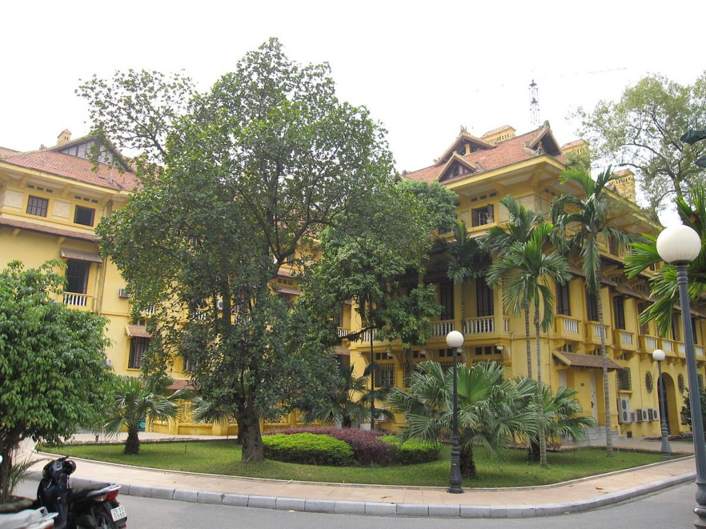 Ministerstwo Spraw Zagranicznych w Hanoi